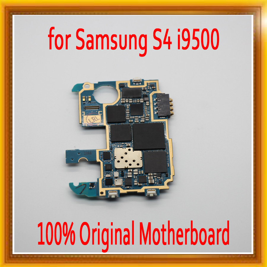 Europe Version for <font><b>Samsung</b></font> <font><b>Galaxy</b></font> <font><b>S4</b></font> i9500 Motherboard with Full Chips,16gb Original unlocked for <font><b>Galaxy</b></font> <font><b>S4</b></font> i9500 Logic <font><b>board</b></font> image