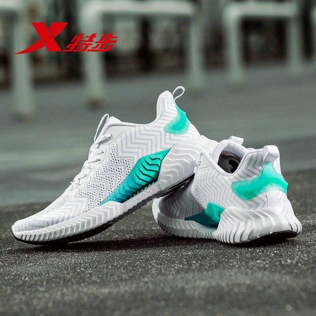 881219119066 XTEP professional light вес сетки воздуха Honeycomb амортизирующие, дышащие для мужчин Спорт Спортивная обувь кроссовки