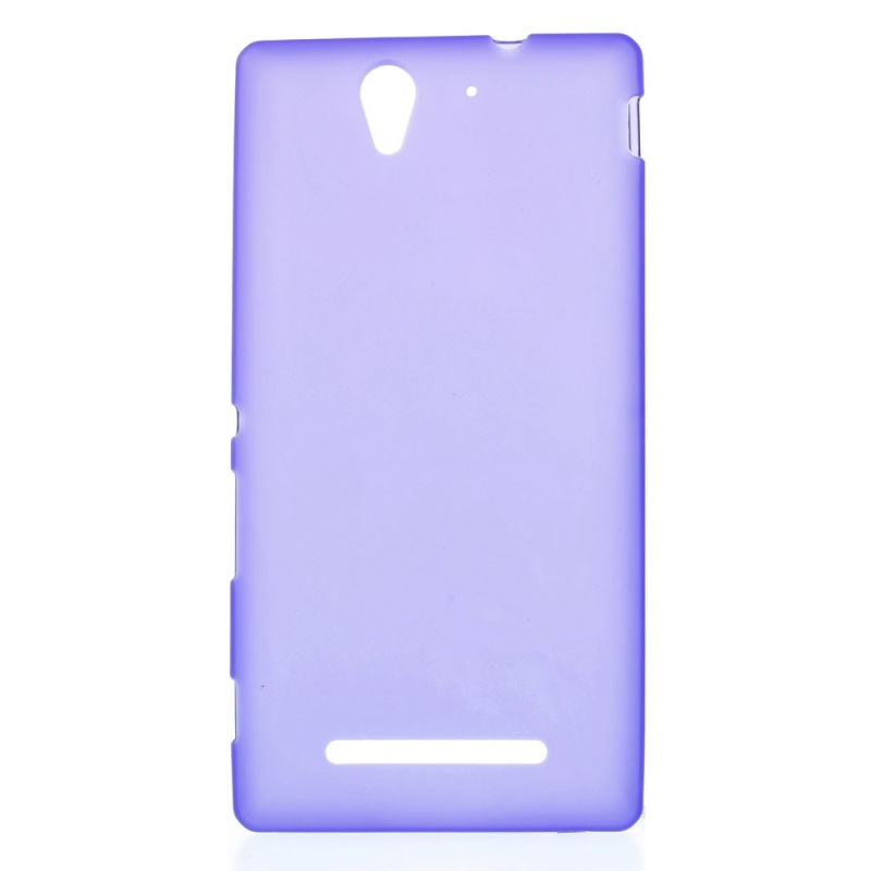 Dulcii For Sony Xperia C3 D2533 Cover Matte Soft TPU Gel case for Sony  Xperia C 3 D 2533 C3 Dual D 2502 Phone coque Funda Cases