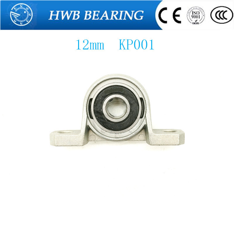 2Pcs Pillow Block Bore KP001 12mm Inner Diameter Zinc Alloy Metal Ball Bearing 12MM KP001 islamic banking efficiency