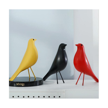 2018 New Limited Mrzoot Abstract Bird Statue Resin Ornaments Home Decoration Accessories Gift Geometric Sculpture