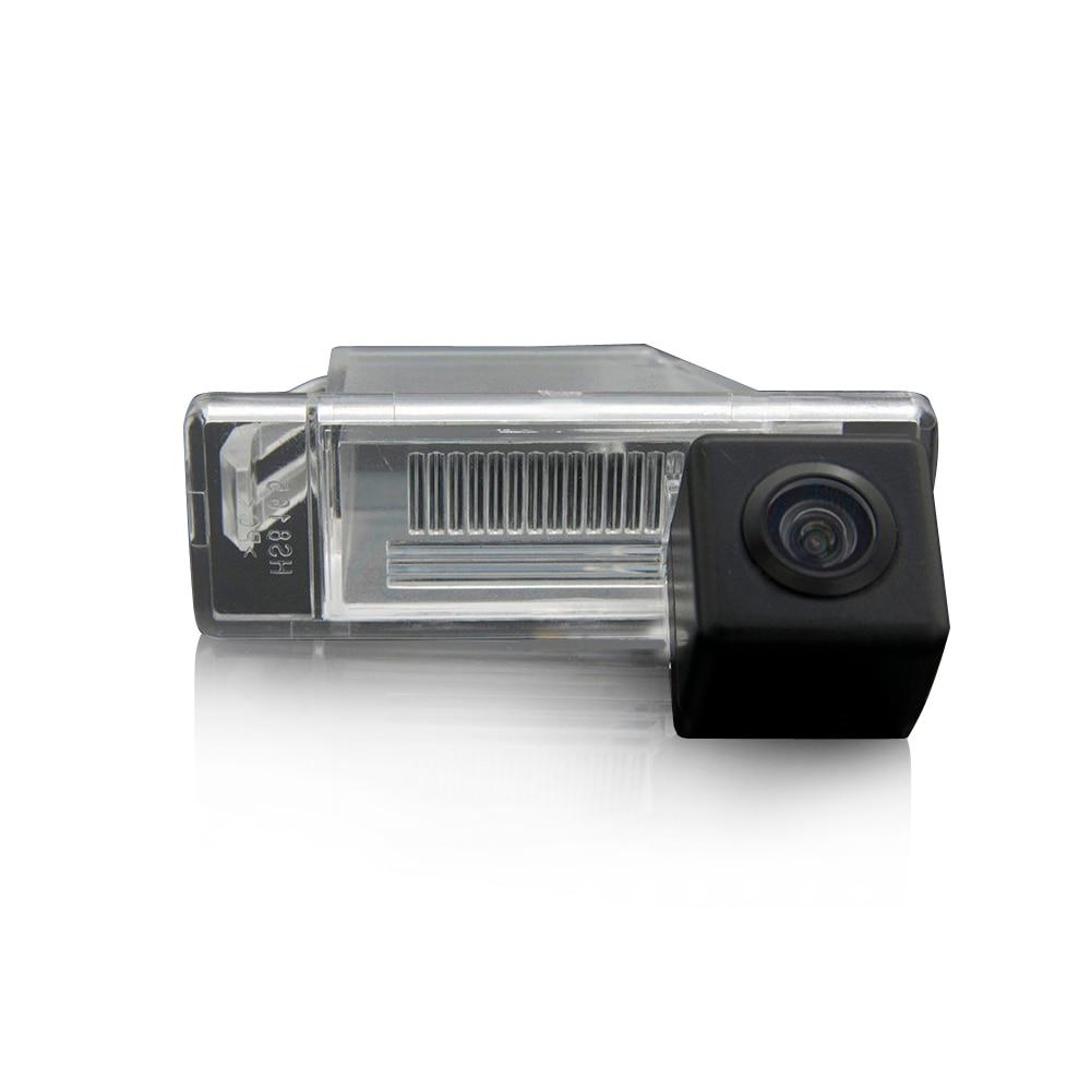 För Sony CCD Peugeot 307 Nissan Sunny Citreon C4 C5 Quatre Triomphe Bil bakifrån baksidan parkering Kamera säkerhetskopiering för GPS