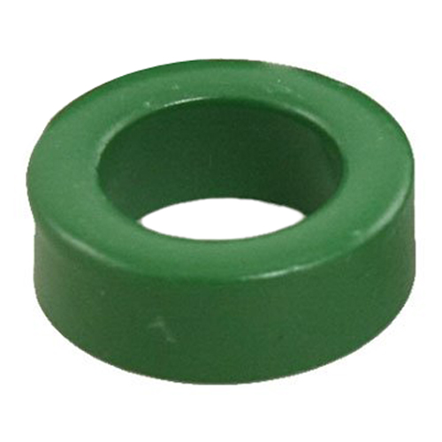 22mm x 14mm x 8mm Power Transformer Ferrite Toroid Cores Green 10 Pcs transformers ferrite toroid cores green 74mm x 39mm x 13mm