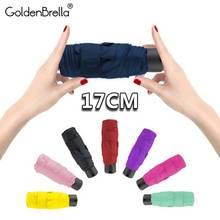Kids Umbrella Parasol Rain Travel Small 5fold Mini Fashion Women Gifts High-Quaility