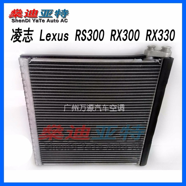US $40 5 10% OFF ShenDi YaTe Auto AC Car / Automotive Air conditioning  evaporator for Lexus RS300 RX300 RX330 03 08 years oem 80215 SJA A02-in