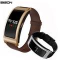 La presión arterial monitor de ritmo cardíaco ck11 smart watch pulsera podómetro fitness banda de la muñeca inteligente traker pk fit xiaomi amazfit bits