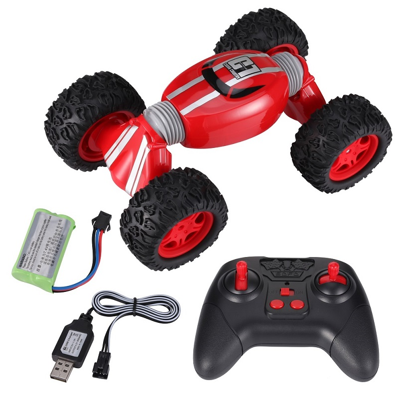 1/12 RC Climbing Car 4x4 Off Road RC Off-Road Vehicle 4WD Remote Control Buggy Car One Key Transformation Stunt Bigfoot Car Toys mot irf230 to 3