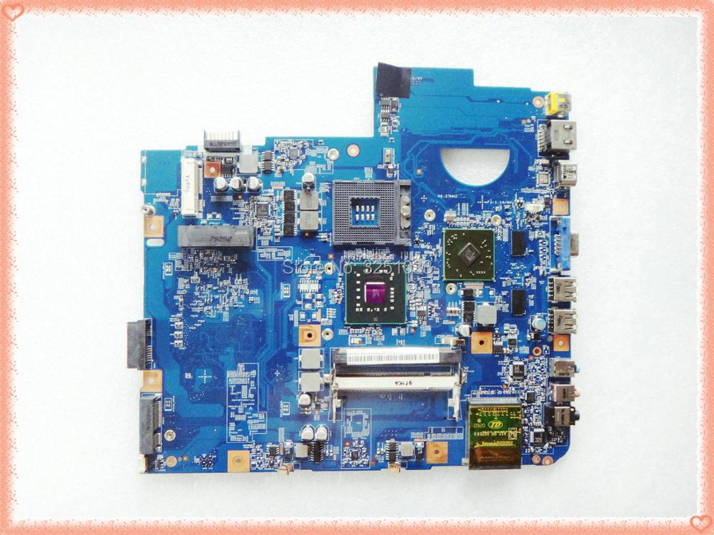 for Acer 5738G Notebook 48.4CG07.011 Laptop Motherboard DDR2 09257-1 JV50-MV M92 MB DDR2 Full Tested mbp5601009 mb p5601 009 for acer aspire 5738 laptop motherboard jv50 mv m92 mb 48 4cg07 011 gm45 ddr2 free cpu
