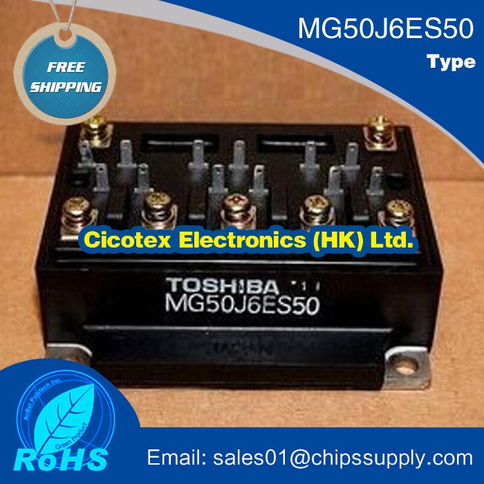 Electronic components MG50J6ES50 IGBT power module