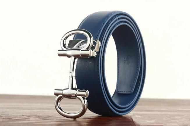 Caliente marca cinturones para hombres y mujeres diseñador de moda de cuero  Real lujo cinturón de 159555af1b55