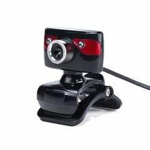 Usb 120 Мегапиксельная камера Веб с микрофоном ночной Светильник
