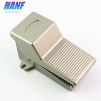 1pcs Aluminium Alloy 1 4 BSP Threaded Air Pneumatic Pedal Valve Foot Switch 5 Way 2