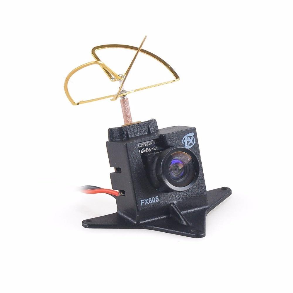 ФОТО FX805 FPV AIO Camera Tiny Whoop 600TVL 5.8GHz 25mW Transmitter VTX Combo Super Mini Camera for Blade Inductrix FX797T FX798T