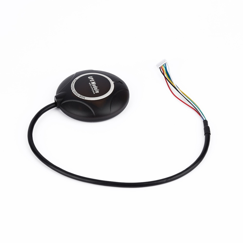 цена на Flight Controller GPS Module With Compass Ublox NEO M8N for Pixhawk4 APM 2.6/2.8 Flight-Controller By DIY RC Parts
