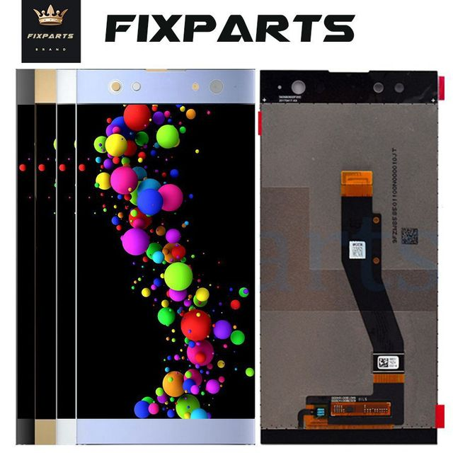 For SONY Xperia XA2 Ultra/C8 LCD Display Touch Screen Digitizer Assembly H4233 H4213 H3213 Replacement For SONY XA2 Ultra LCD