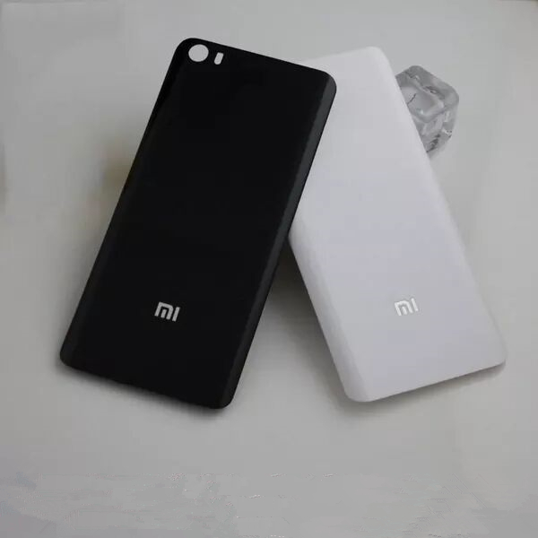 Sinbeda Plastic Back <font><b>Cover</b></font> For <font><b>Xiaomi</b></font> MI 5 Back Housing Door <font><b>Battery</b></font> Housing For <font><b>Xiaomi</b></font> 5 <font><b>MI5</b></font> Back <font><b>Battery</b></font> <font><b>Cover</b></font> Housing For <font><b>Mi5</b></font> image