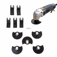32 88mm Saw Blades Oscillating Multi Tool For Fein Craftsman Chicago Bosch 10PCS SET T16 Drop