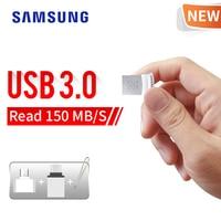SAMSUNG USB Flash Drive Disk USB 3 0 150MB S 32GB 64GB 128GB Mini Pen Drive
