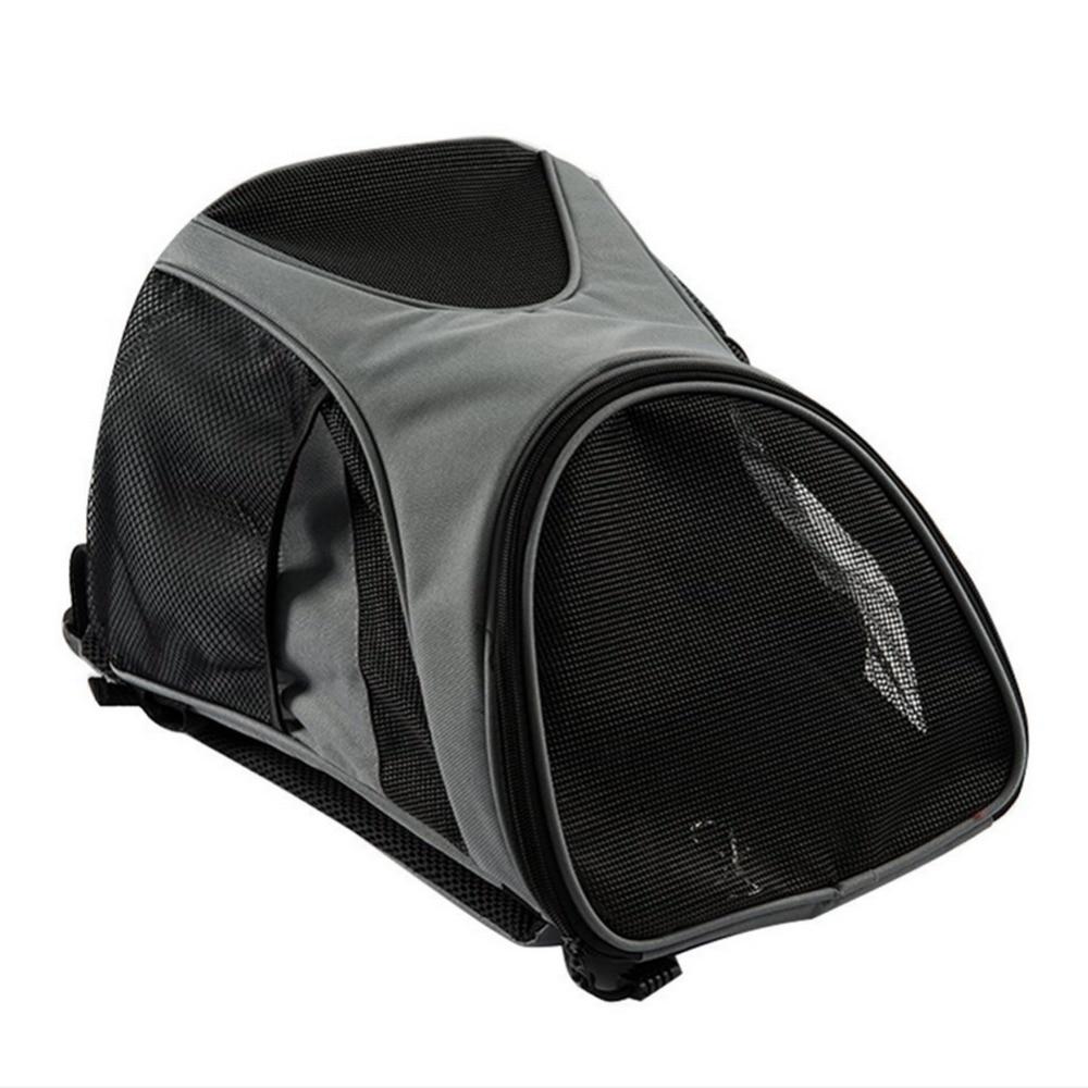 MLITDIS 34 * 30 * 24cm rəngli sırt çantası it pişiyi Cüt çiyin - Ev heyvanları və zoo məhsullar - Fotoqrafiya 4