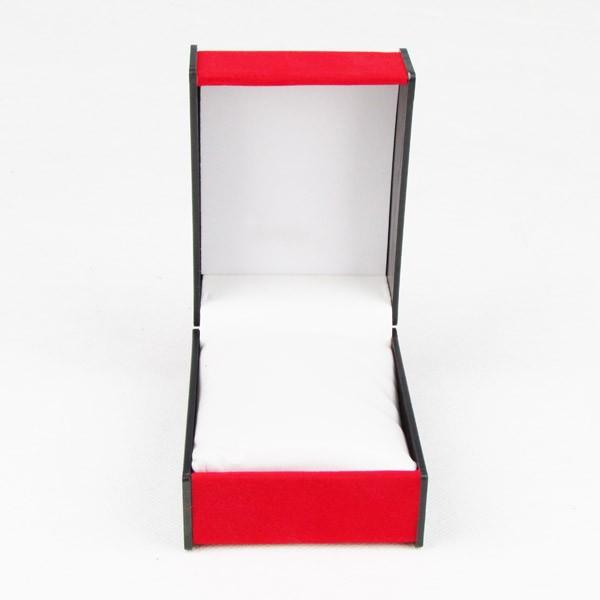 10 красный baht часы дисплей коробка ювелирные изделия коробка