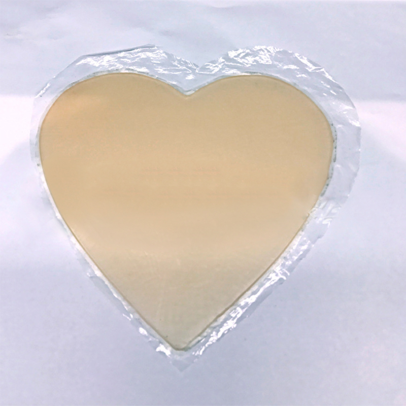 Beautiful Reusable Anti Wrinkle Chest Pad Breathable Medical Grade Silicone Decollete Pad in Feminine Hygiene Product from Beauty Health