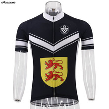 ca638febfb7 Classical Retro NATIONAL Black Team Maillot Cycling Jersey Customized  Orolling Tops