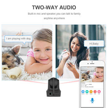 Vstarcam IP Camera 1080P AI Auto Tracking Wireless Home Security Camera CCTV Camera WiFi Surveillance Camera Baby monitor C29S