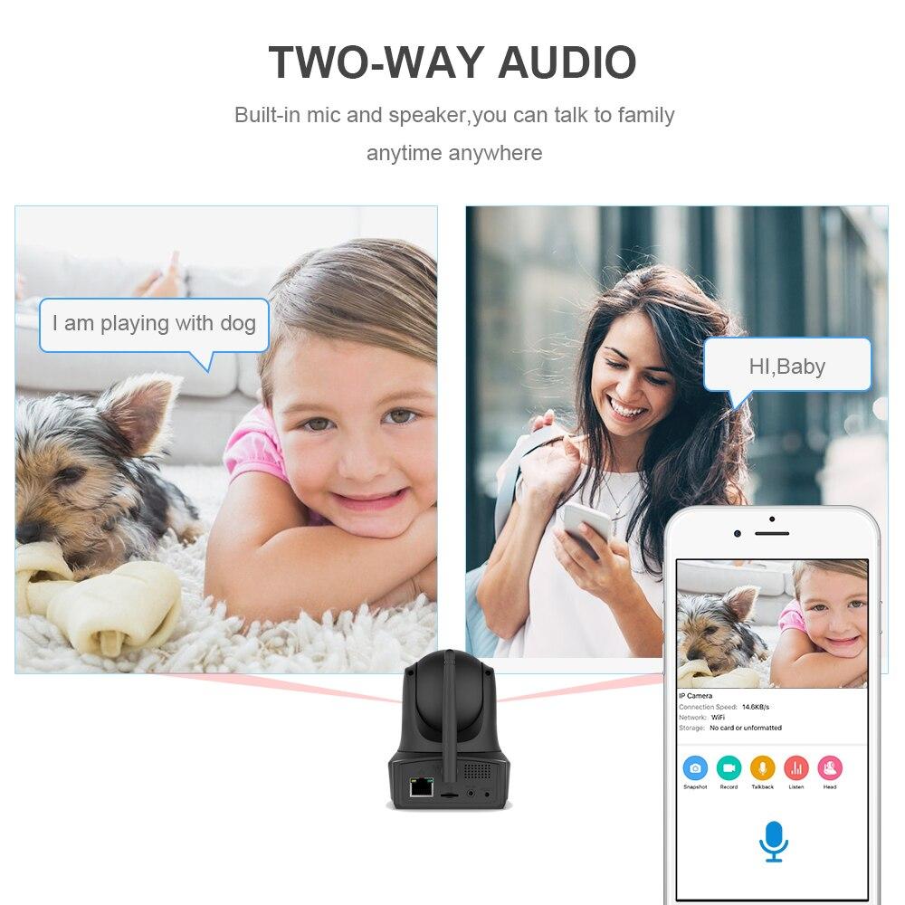VStarcam C29S 1080P Full HD cámara IP inalámbrica WiFi CCTV sistema de cámaras de seguridad de vigilancia con iOS/Android pan Tilt Zoom