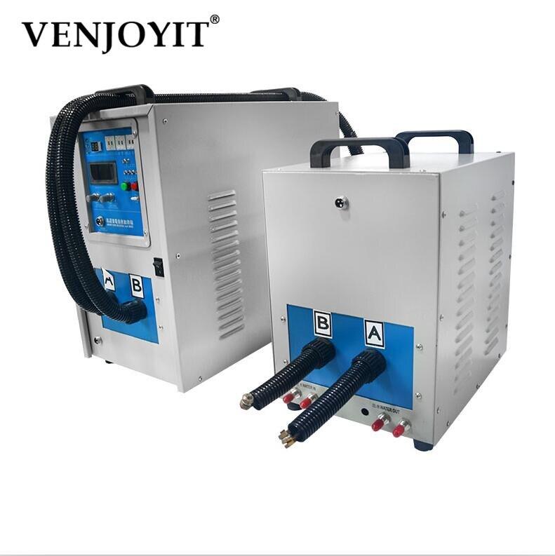 40 kW 30-80KHz horno de inducción de alta frecuencia ZN-40AB envío rápido