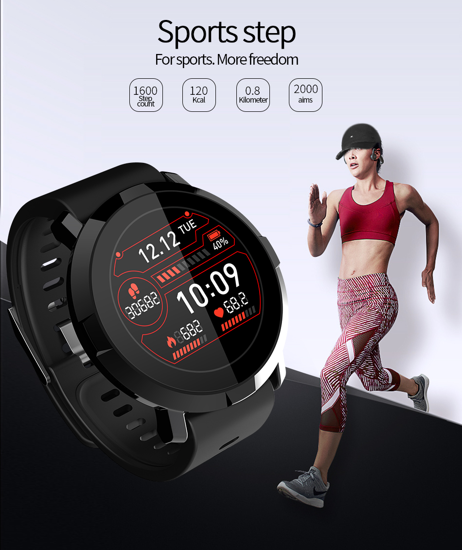 M29 Smartwatch IP67 Waterproof Wearable Device Bluetooth Pedometer Heart Rate Monitor Color Display Smart Watch For AndroidIOS (3)