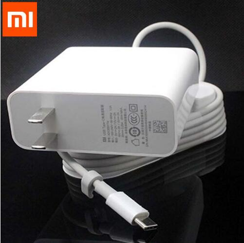 Image 5 - Original Xiaomi USB C 45W 65W Quick Charger Output Type C Port USB PD 2.0 QC 3.0 Power adapter Mi laptop air 13.3 12.5 pro 15.6-in Mobile Phone Chargers from Cellphones & Telecommunications
