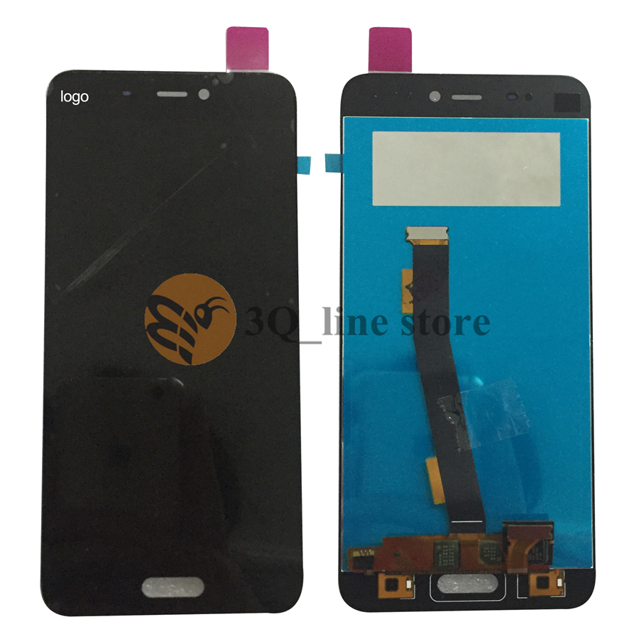 For Xiaomi 5 Mi 5 M5 Mi5 LCD Display With Touch Screen Digitizer Assembly Original Replacement Parts