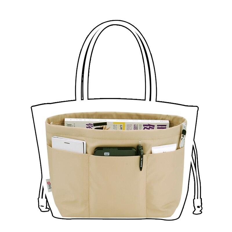Bag in Bag Women Organizer Travel Pockets