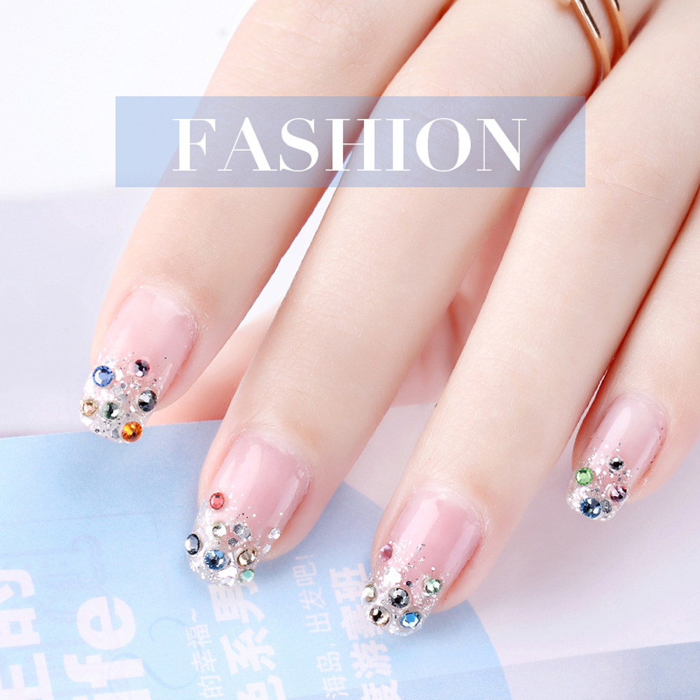 3d Nail Art Decorations Acrylic Diamond Shapes Rhinestones For Nails