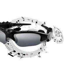 Marsnaska наушники Беспроводной наушники bluetooth стерео музыки Телефонный звонок громкой солнцезащитные очки Headse