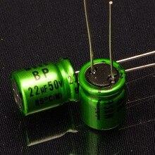 30PCS nichicon MUSE BP 22Uf/50V new Japanese original audio electrodeless electrolytic capacitor free shipping