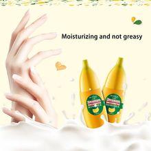 40g Hydra Delicate Banana Milk Hand Creams Moisturizing Nourishing Anti-chapping Hand Care Lotions Hand Creams
