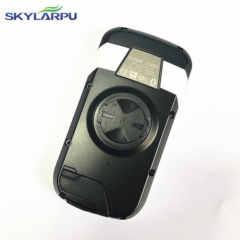 skylarpu Bicycle stopwatch Back case for GARMIN EDGE 1000 bicycle speed meter back cover Repair replacement Free shipping(China)
