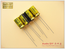30PCS Nichicon FW series 100uF/35V audio electrolytic capacitors free shipping
