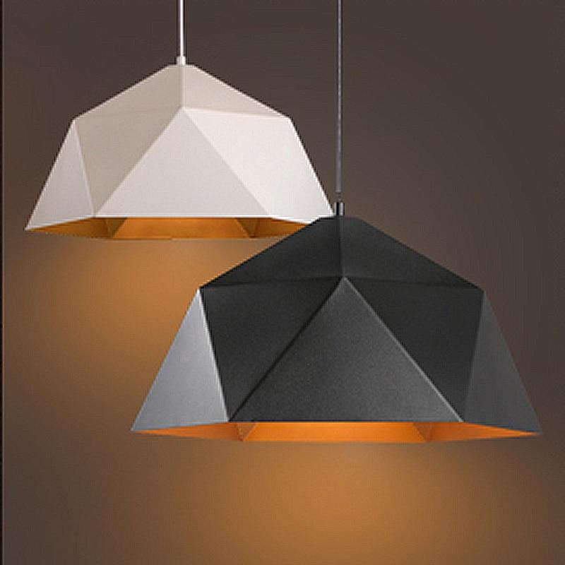Demi-cercle lampes suspendues luminaire nordique minimaliste Bar café Restaurant pour décor pendentif lumières