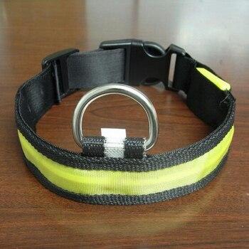 Nylon LED Pet Dog Collar 1