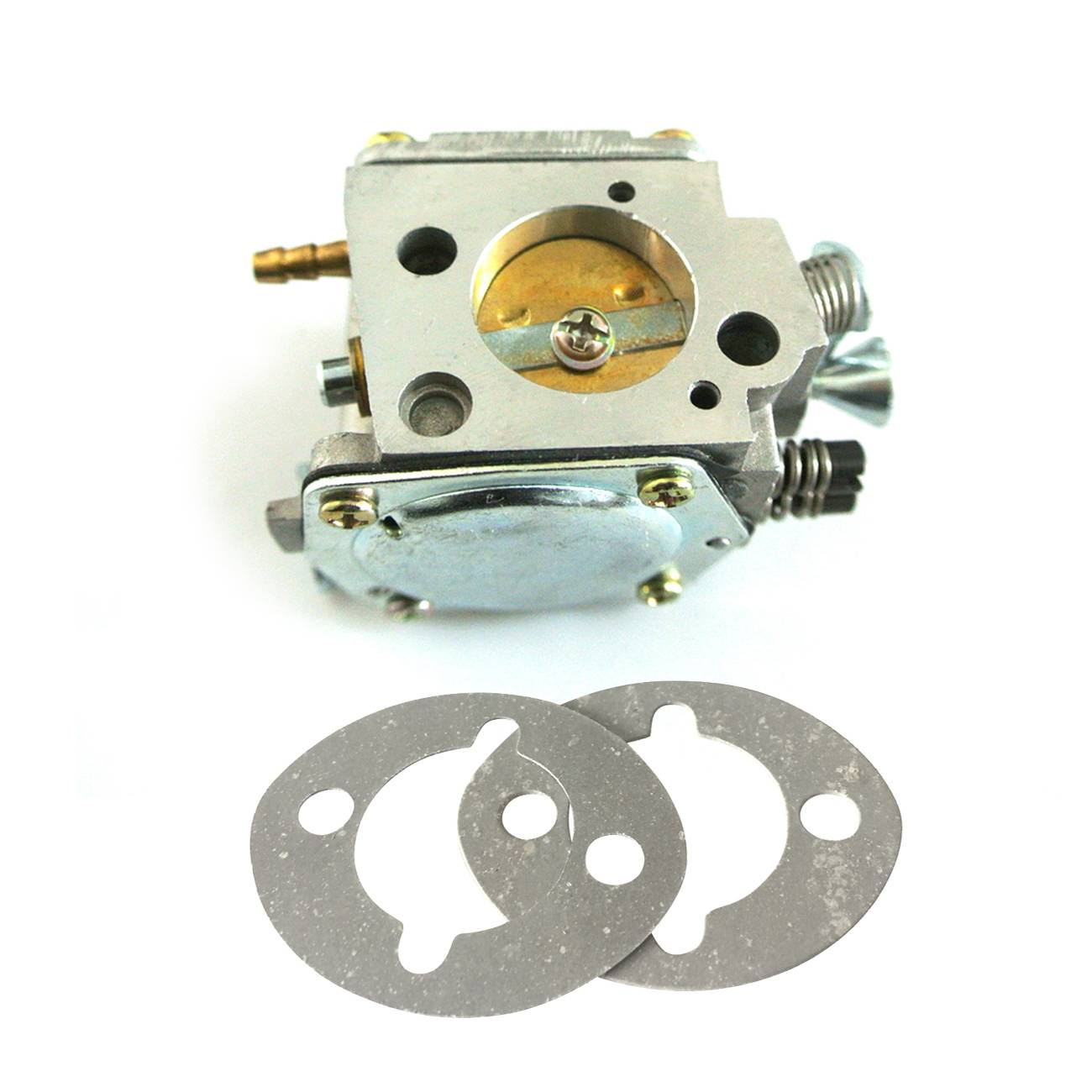 Carburetor & Gaskets Fit HUSQVARNA 61 268 266 272 XP Chainsaw Motor  Parts-in Chainsaws from Tools on Aliexpress.com | Alibaba Group