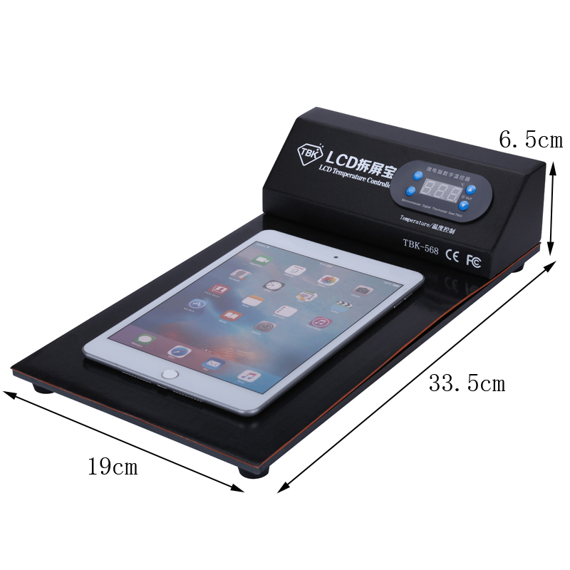 Estoque LCD iPad kit