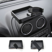 SHINEKA Car Interior Accessories Exclusive Mobile Phone Holder Ipad Stand Fit Jeep Compass 2010 2011 2012