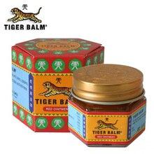 100% Original 19,4g bálsamo de tigre rojo ungüento para el dolor de Tailandia ungüento para aliviar el dolor muscular ungüento para aliviar la comezón