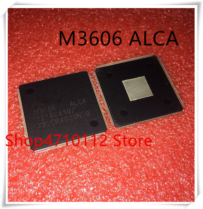 NEW 1PCS LOT M3606 ALCA M3606 ACLA M3606ALCA QFP 256 IC