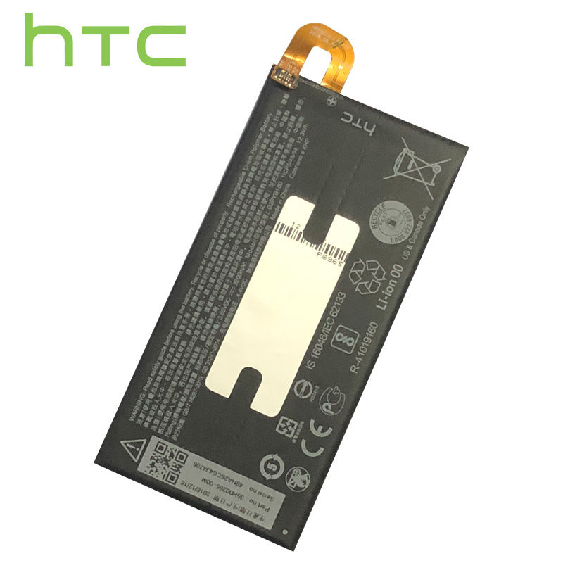 B2PYB100 <font><b>battery</b></font> fit for <font><b>HTC</b></font> <font><b>10</b></font> <font><b>EVO</b></font> Bolt M10f <font><b>batteries</b></font> image