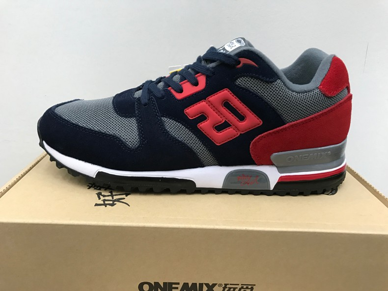 ONEMIX Men Retro 750 Running Shoes Rubber Leather Sport Women Trainers Sneakers Breathable Female Walking Jogging Shoes EU 36-44 26