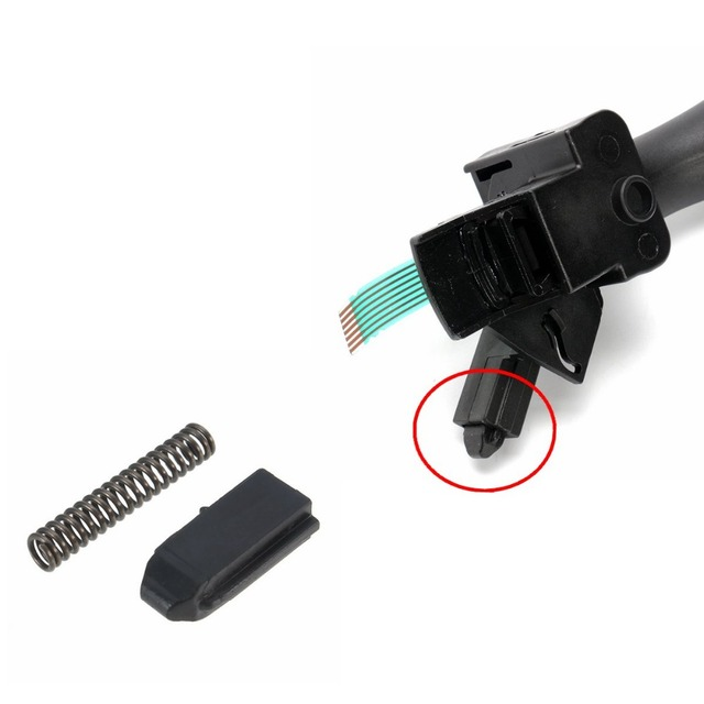 1x loose indicator stalk switch repair plunger for citroen loosen 1x loose indicator stalk switch repair plunger for citroen loosen rod screw connection for peugeot 206 asfbconference2016 Images