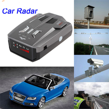 Aniti laser Car Detector detector 360 degree Car radar LED Display Russian English Version Best Speed Control Car Detector Radar